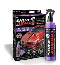 GENUINE SHINE ARMOR FORTIFY CERAMIC QUICK COAT HYDROPHOBIC -Fast Shipping!