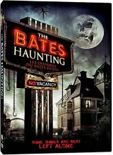 NEW DVD - THE BATES HAUNTING ( PSYCHO ) - Rocco A. Amato, Randy Bates,