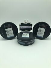 LOT OF 3 Axe Styling Urban Messy Look Matte Wax Hold and Texture All Day 2.64 oz