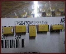 Tantale Capacitor tantale condensateur smd 47µf 10% 25v Case D 5 pièces