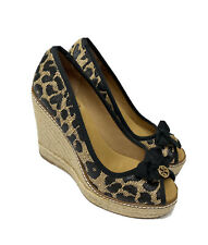 Tory Burch Espadrille Wedge Shoes Us Size 8 Uk Size 5.5