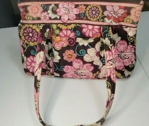 Vera Bradley Mod Floral Pink Tote Purse