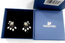 Swarovski History Pierced Earring Jackets, White,Crystal Authentic MIB 5293089