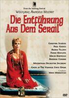 Mozart - Die Entfuhrung Aus Dem Serail (DVD, 2003) German with English Subtitles