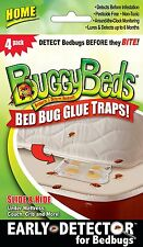 BuggyBeds Home Crib Bedding Sets Bed Bug Glue Traps Early Detector