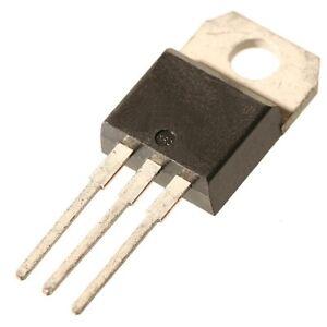 Un lot de 4 transistors IRFZ44N - Power mosfets  60 V - 50 A - 28 mOhm