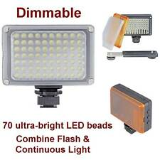 Dimmable LED Video Light for Samsung Galaxy S,III,IV,II,S3,S4, Note, Smart phone