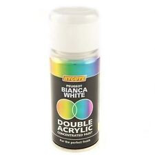 HYCOTE PEUGEOT BIANCA WHITE Double Acrylic Spray Paint 150ml - DPG604
