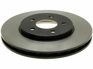 For 1984-1986 Dodge Omni Brake Rotor Front Raybestos 32396CT 1985 GLH