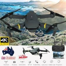 720/1080P HD Camera Quadcopter with Camera Live Video Wide Angle Foldable Drone