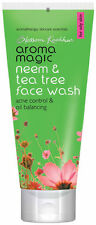 Aroma Magic Neem & Tea Tree Face Wash 100ml Acne control and oil balancing