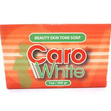 Caro White Carrot Soap Dark Spots Pigmentary Blemishes Jabon Zanahoria para Piel