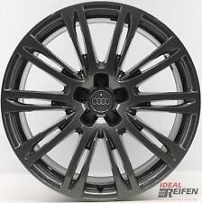 4 Audi A8 S8 4E D3 20-inch Alloy Wheels Original Audi S8 4hag Rims tG