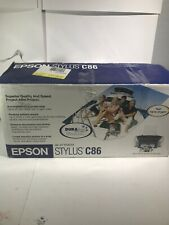 Epson Stylus C86 Digital Standard Photo InkJet Printer