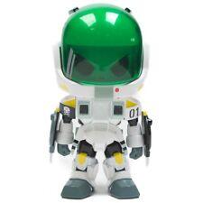 BAIT x Huck Gee x Robotech - Fokker Figure white
