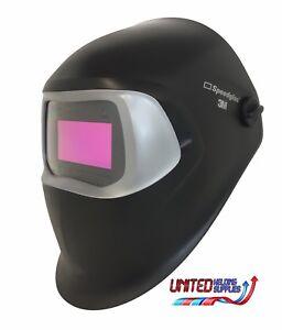3M Speedglas 100V Welding Helmet - shade 8 to 13
