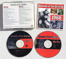 Sounds of the sixties 1966 (time life) RARE CD TL SCC/02 Holland B.V