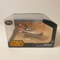Star Wars Landspeeder Disney Store Exclusive Die Cast  New Sealed Elite Series