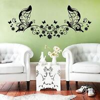 Chic Removable Home Room Decor DIY Mural Butterfly Wall Vinyl Art Decal Sticker