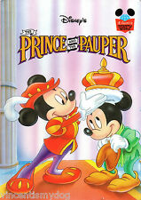 The Prince And The Pauper - Disney's Wonderful World Of Reading (Hardback)