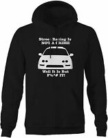 Acura Integra Street Racing is NOT A CRIME  - Sweatshirt