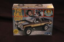 Vintage MPC The Fall Guy GMC Pickup 1/25 Scale Model Kit