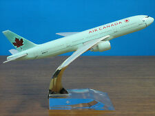 AIR CANADA BOEING777 Passenger Airplane Plane Aircraft Metal Diecast Model C