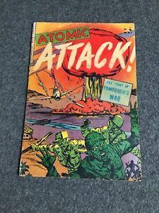 Atomic Attack #5 good 2.0