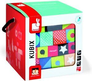 Janod Kubix 50 Maxi Blocks