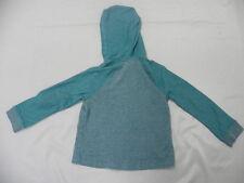 Roxy Bonfire Beach Blue Girl Hoodie Sweater Sz 10
