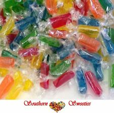 1KG FRUIT COCKTAILS MIX RED GREEN BLUE ORANGE YELLOW CANDY LOLLIES BULK 300CT