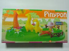 PINYPON PIN Y PON - GIRAFFE JIRAFA - FAMOSA - 1995 - VINTAGE ANTIGUO - NUOVO