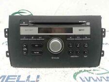 3910179JB0 SISTEMA AUDIO / RADIO CD SUZUKI SX4 RW 2006 1203673