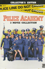 Police Academy Part 1-3 Collector's Edition , Box Set <Brand New DVD> Region 3 *