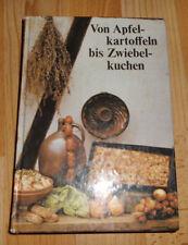 DDR + Von Apfelkartoffeln bis Zwiebelkuchen ++über 700 regionale rezepte ddr