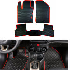 3pcs Rubber Floor Mats All Weather Front Rear Liners Carpet For Jeep Renegade #B