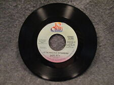 "45 RPM 7"" Record Barry White Let The Music Play 1975 20th Century Fox TC-2265"