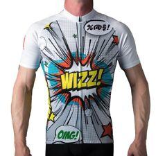 Men's REdbEAR Sport Pop Art Cycling Jersey - Mountain Biking & Road Cycling