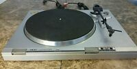 Vintage Akai AP-D2 Direct-Drive Turntable with Stanton D71EE Cartridge