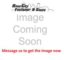 (50) M10-1.5 / 10mm x 1.5 Thread Steel Flange Spin Wiz Nut Zinc 10.9    50 pcs
