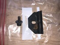 porsche 911 930 912 battery mount bracket w/bolt 74-89 OEM
