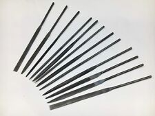 Needle File Set 12 piece Cut 2