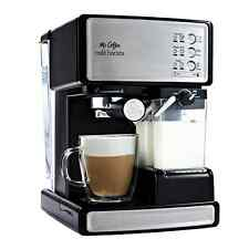 Espresso Cappuccino Maker Mr Coffee 3 In 1 Cafe Barista Premium Stainless Steel