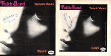 DISCO 45 GIRI   FAITH BAND – DANCIN' SHOES // DÉSIRÉ