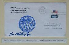 S1491) spaziale Apollo 16 USN Redstone ricevuta Gest CC 18.4.72 Ou Ken Mattingly