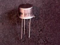 BF258 - Fairchild NPN High Voltage Transistor (TO-39) GENUINE