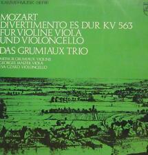 Mozart (vinilo Lp) divertimento es Dur-Philips - 802 803-Países Bajos-en muy buena condición/en muy buena condición