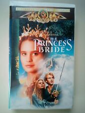 The Princess Bride (Vhs, 1998, Clam Shell Case Family Entertainment)
