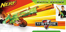Brand New But Box Open NERF N-Strike LONGSTRIKE CS-6 Dart BLASTER Sonic RARE