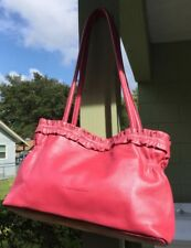 Marco Buggiani Pink Leather Purse